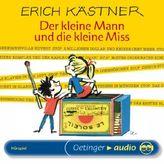 Der kleine Mann und die kleine Miss, 1 Audio-CD