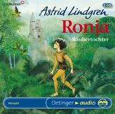 Ronja Räubertochter, 2 Audio-CDs