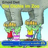 Die Olchis im Zoo, Audio-CD