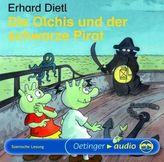 Die Olchis und der schwarze Pirat, Audio-CD