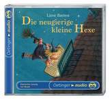 Die neugierige kleine Hexe, Audio-CD