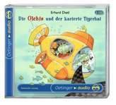 Die Olchis und der karierte Tigerhai, 2 Audio-CDs