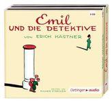 Emil und die Detektive, 3 Audio-CDs