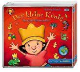 Der kleine König - Die große Hörbuchbox, 3 Audio-CDs