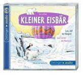Kleiner Eisbär - Lars, hilf mir fliegen! / Lars rettet die Rentiere, 1 Audio-CD