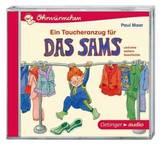Ein Taucheranzug für das Sams und eine weitere Geschichte, Audio-CD