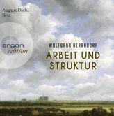 Arbeit und Struktur, 8 Audio-CDs