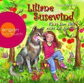 Liliane Susewind, Rückt dem Wolf nicht auf den Pelz!, 2 Audio-CDs