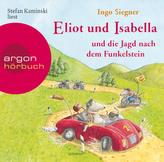 Eliot und Isabella und die Jagd nach dem Funkelstein, 1 Audio-CD