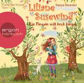 Liliane Susewind - Ein Pinguin will hoch hinaus, 4 Audio-CDs
