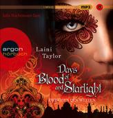 Zwischen den Welten - Days of Blood and Starlight, 1 MP3-CD