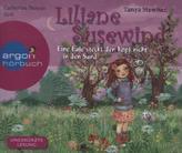 Liliane Susewind, Eine Eule steckt den Kopf nicht in den Sand, 4 Audio-CDs