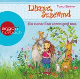 Liliane Susewind - Ein kleiner Esel kommt groß raus, 1 Audio-CD