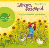 Liliane Susewind - Viel Gerenne um eine Henne, 1 Audio-CD