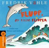 Flupp, der kleine Flipper, Audio-CD