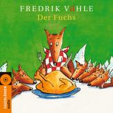 Der Fuchs, 1 CD-Audio