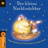 Der kleine Nachtwächter, 1 Audio-CD