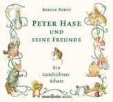 Peter Hase und seine Freunde, 1 Audio-CD