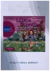 Liliane Susewind. Eine Eule steckt den Kopf nicht in den Sand, 1 MP3-CD (DAISY Edition)