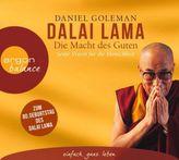 Dalai Lama - Die Macht des Guten, 3 Audio-CDs