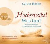 Hochsensibel - Was tun?, 3 Audio-CDs
