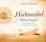 Hochsensibel - Was tun?, 3 Audio-CDs