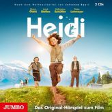 Heidi, 2 Audio-CDs