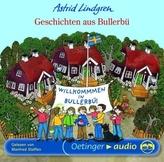 Geschichten aus Bullerbü, Audio-CD