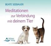 Meditation zur Verbindung mit deinem Tier, 1 Audio-CD