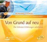 Von Grund auf neu . . , 3 Audio-CDs