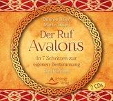 Der Ruf Avalons, 2 Audio-CDs