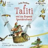 Tafiti und das fliegende Pinselohrschwein, 1 Audio-CD. Bd.2