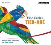 Eric Carles Tier-ABC, Audio-CD