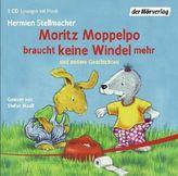 Moritz Moppelpo, 1 Audio-CD