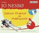 Doktor Proktor im Goldrausch, 3 Audio-CDs