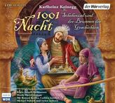 1001 Nacht, 1 Audio-CD