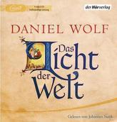 Das Licht der Welt, 4 MP3-CDs