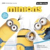 Minions, 2 Audio-CDs