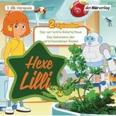 Hexe Lilli: Das verrückte Roboterhaus & Das Geheimnis der verschwundenen Bienen, 1 Teile