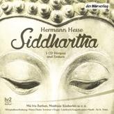 Siddhartha, 5 Audio-CDs