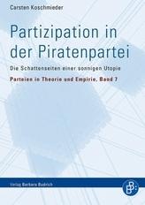 Partizipation in der Piratenpartei