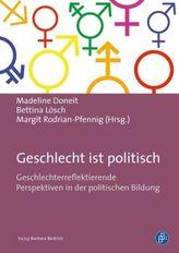 Geschlecht ist politisch