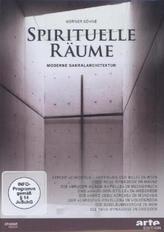 Spirituelle Räume - Moderne Sakralarchitektur, 1 DVD