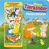 Meine Tierkinder, Puzzlebuch
