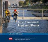Fred und Franz, Audio-CD