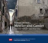 Mercier und Camier, 2 Audio-CDs