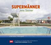 Supermänner, 1 Audio-CD