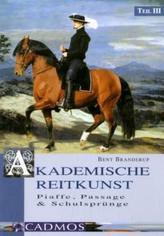 Piaffe, Passage & Schulsprünge, 1 DVD