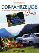 DDR-Fahrzeuge Album