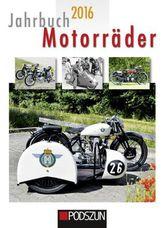Jahrbuch Motorräder 2016